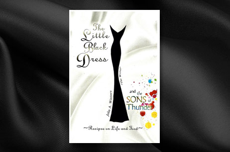 The Little Black Dress And The SONS Of Thunder ~ Recipes On Life And Food